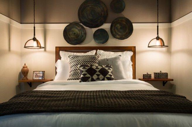 Hanging Bedside Light Fixtures